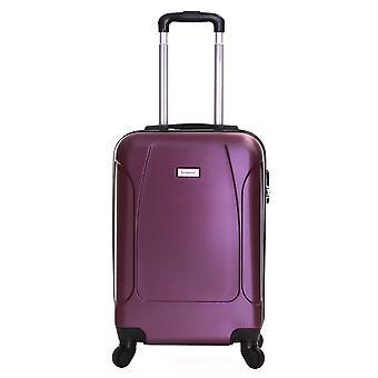 Alameda de Slimbridge 55 cm valise dur, violet