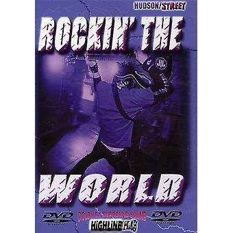 Rockin' the World [DVD] USA import