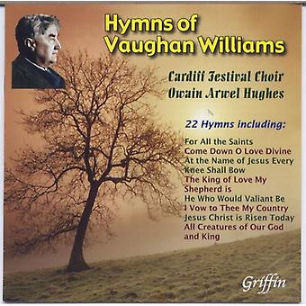 Vaughan Williams - Hymns of Vaughan Williams [CD] USA import