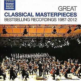 Copland/Bingen/Bach/Mozart/Brahms/Rachmaninow - klassische Meisterwerke: Bestseller Aufzeichnungen 1987-2012 [CD] USA importieren