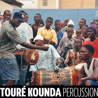 Toure Kounda Percussion - Douba Diaby [CD] USA import