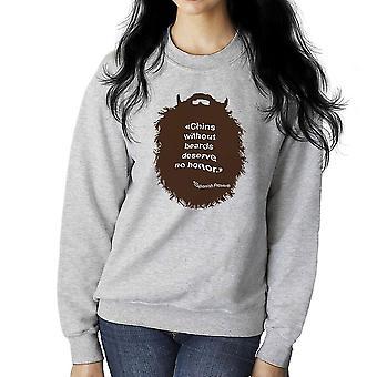 The Beard Collection No Honor Women's Sweatshirt