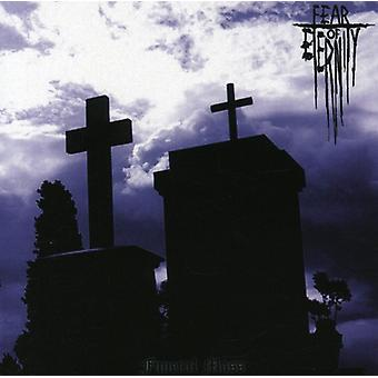 Fear of Eternity - Funeral Mass [CD] USA import