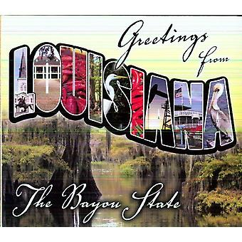 Greetings From Louisiana - Greetings From Louisiana [CD] USA import