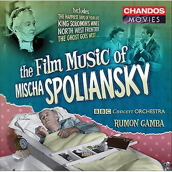 M. Spoliansky - musique de Film par l'importation USA Mischa Spoliansky [CD]