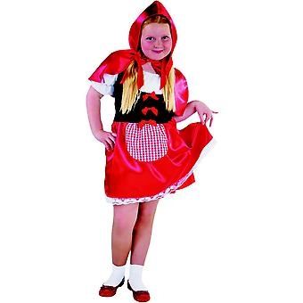 Pour enfants costumes filles Little Red Riding Hood