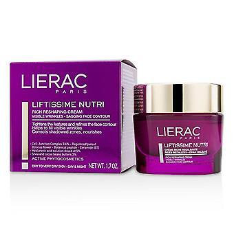 Liftissime Nutri Rich Reshaping Cream (for Dry To Very Dry Skin) - 50ml/1.7oz