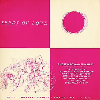 Andrew Rowan Summers - Seeds of Love [CD] USA import