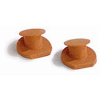 Swimline 9604SL Ear Plugs - All Rubber Construction 9604