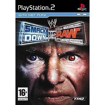 WWE SmackDown vs RAW (PS2)-nytt