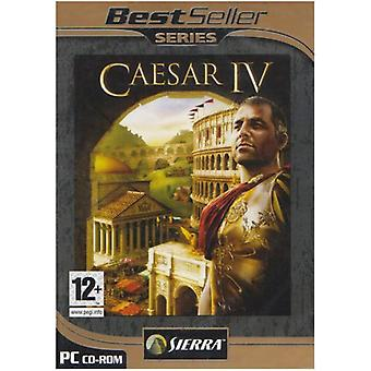 Caesar IV (PC CD)-fabriken förseglad