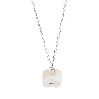 Misaki halsketting zilveren LEIA QCUPLEIA