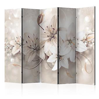 Paravento - Diamond Lilies II [Room Dividers]