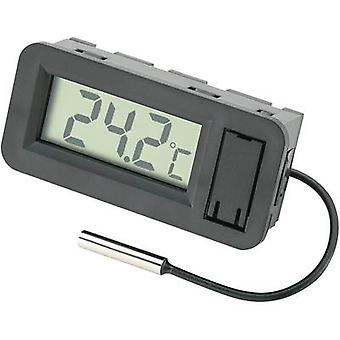 Basetech BT-80 cyfrowy miernik do montażu w szafie BT-80 LCD moduł wyświetlacza temperatury