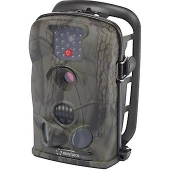 Renkforce IR12MP Wildlife camera 12 MP Black LEDs Camouflage