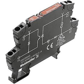 Weidmüller 1275100000-1 TOS 24VDC/24VDC 4A Optocoupler Module, TERMOPTO
