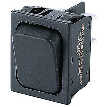 Marquardt Toggle switch 1834.3302 250 V AC 10 A 2 x On/On IP40 latch 1 pc(s)