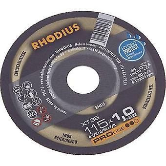 Rhodius FT38 TOP 205602 Cutting disc (straight) 125 mm 22.23 mm 1 pc(s)