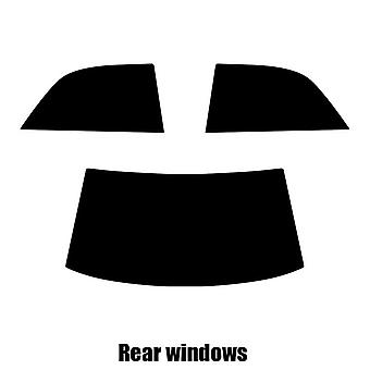 Pre cut ikkunasävy - Hyundai XG - 1999-2006 - takaikkunat