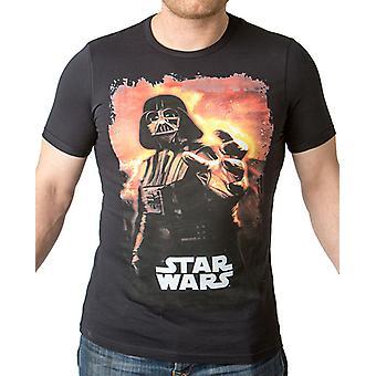 Star Wars Darth Vader Join The Dark Side Black T-Shirt