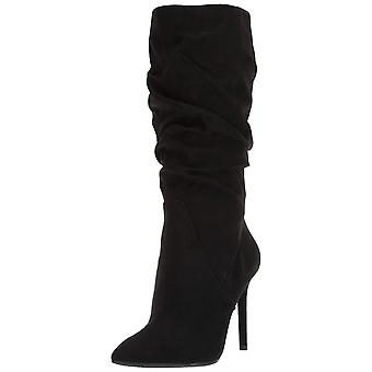 Jessica Simpson Womens Lyndy Pointed Toe Mid-Calf Fashion Boots