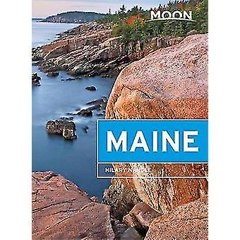 Moon Maine - 7th Edition by Hilary Nangle - 9781631215087 Book