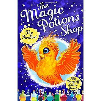 Magi Potions butikken - Firebird av Abie Lobuche - 978178295193