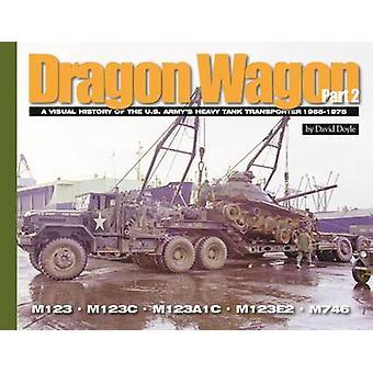 عربة التنين-تاريخ مرئي من النقل الثقيلة من دبابات الجيش الأميركي