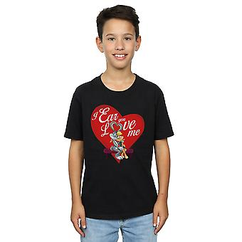 Looney Tunes Boys Bugs Bunny und Lola Valentinstag Love Me T-Shirt