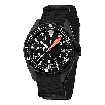 KHS MissionTimer 3 heren horloge horloges OT KHS. MTAOT.NB