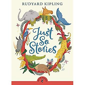 Just So Stories (Puffin Classics (Paperback))