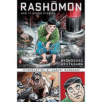 Rashomon og sytten andre historier (Penguin Classics)