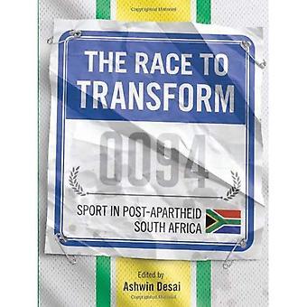 Race to Transform: sport i Post Apartheid Sydafrika