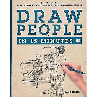 Desenhar pessoas em 15 minutos