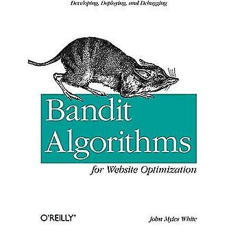 Algoritmos de bandido para otimização de site