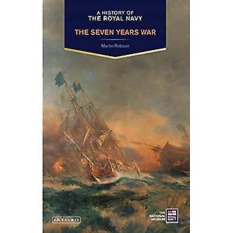 Une histoire de la Royal Navy: guerre de sept ans