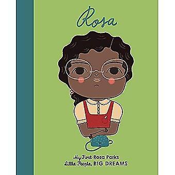 Rosa Parks: Mon premier Rosa Parks (Little People, grands rêves) [cartonné]