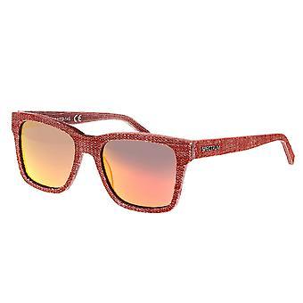 Spectrum Laguna Denim Polarized Sunglasses - Red