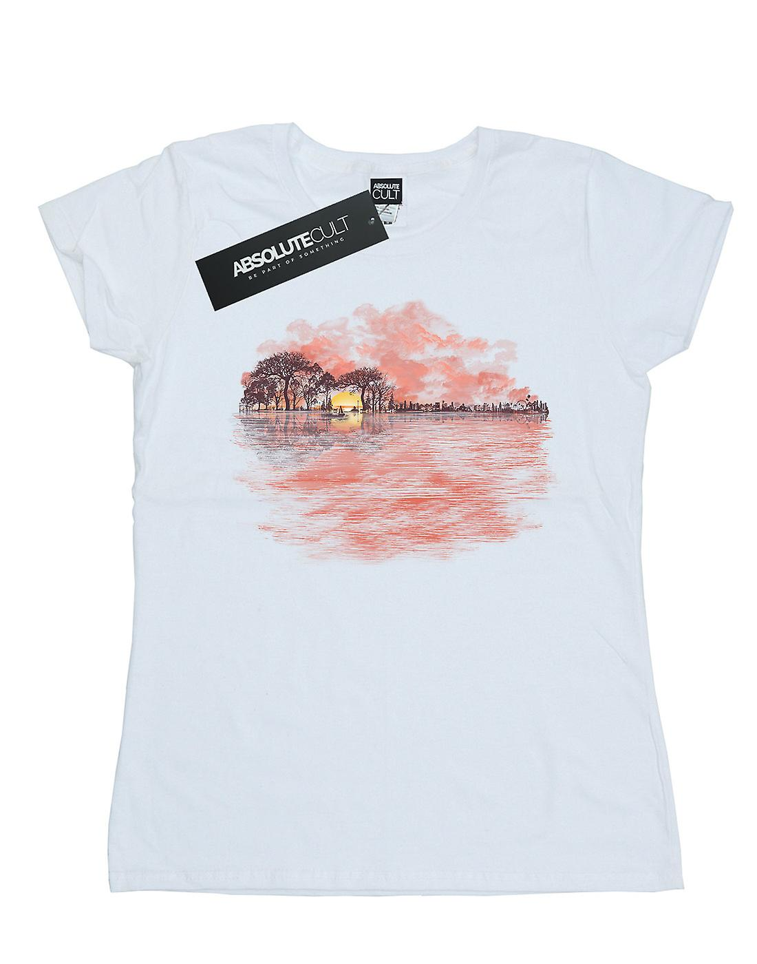 Dan Dingeroz Women's Red City T-Shirt