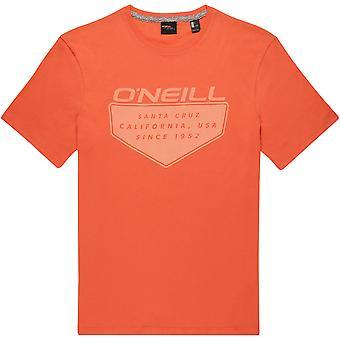 O'Neill Herren T-Shirt ~ Cruz Orange