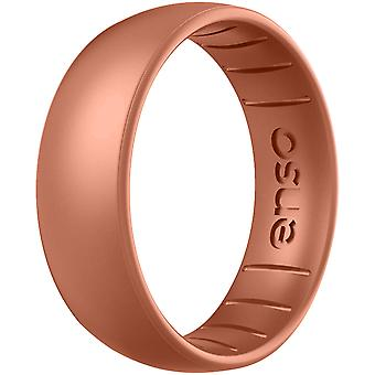 Enso Rings Classic Elements Series Silicone Ring - Copper