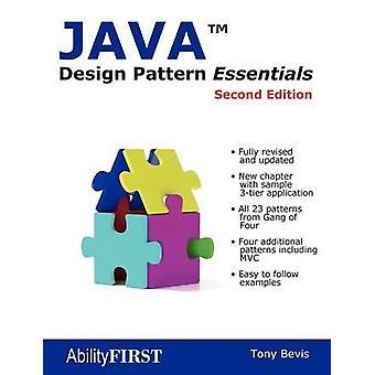 Java Design padrão Essentials segunda edição por Bevis & Tony