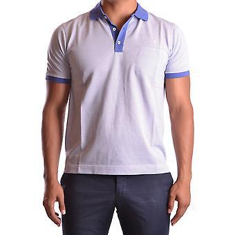 Ballantyne Ezbc099010 Men's Purple Cotton Polo Shirt