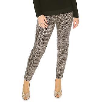 LEBEK Jeans 55110018 Beige And Black