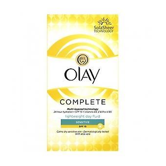 Olay Complete Care Fluid Sens 100Ml