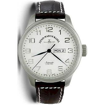 Zeno-Watch Miesten Watch OS retro 8554DD-E2