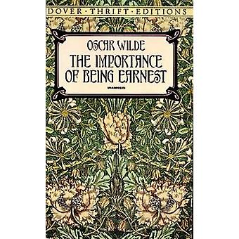 The Importance of Being Earnest by Oscar Wilde - 9780486264783 Book
