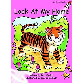 Look at My Home - Pre-reading (International edition) by Pam Holden -