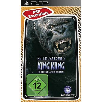 King Kong PSP gioco-Essentials Edition