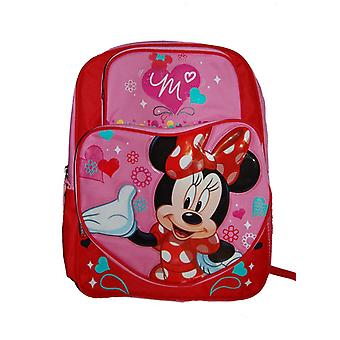 Backpack - Disney - Minnie Mouse - Love Back To School Girls New 506704